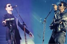 Cztery ściany Massive Attack i Buriala