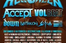 POLECAMY: MetalFest 2013: Onslaught zamyka skład