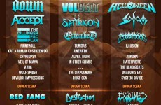 MetalFest 2013 – HELLOWEEN, Illusion, Karma To Burn, Alpha Tiger i inni