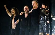 Metallica świętuje po raz trzeci