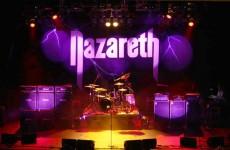 NAZARETH: nowy album legendy rocka!