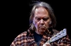 Neil Young pisze o sobie