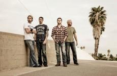 Nickelback w studiu, płyta w listopadzie