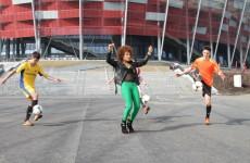 Teledysk do oficjalnej piosenki EURO 2012