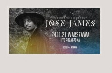 José James  – The Independence Tour. Jedyny koncert w Polsce!