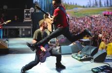 Pearl Jam w Europie
