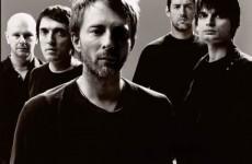 Radiohead z czasów piątku