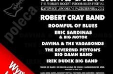 Rawa Blues Festival 2012 - konkurs rozwiązany!