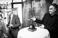 Rawa Blues Festival nagrodzony - relacja z konferencji