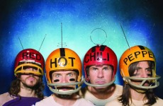 Red Hot Chili Peppers jeszcze w wakacje