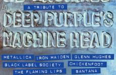 Metallica, Iron Maiden i inni grają Deep Purple