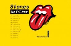 The Rolling Stones ruszają w trasę po Europie!