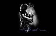 Bardzo rockandrollowy, animowany Slash