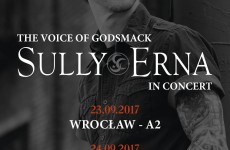 Sully Erna z Godsmack na koncertach w Polsce!