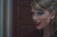 Taylor Swift - kariera w Europie od niechcenia?