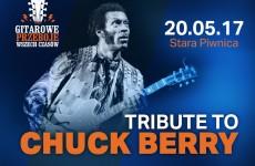 Tribute To Chuck Berry już 20 maja we Wrocławiu!