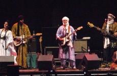 Tinariwen na dwóch koncertach w Polsce