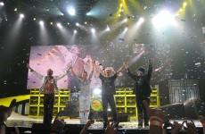 Van Halen koncertuje z Davidem Lee Rothem