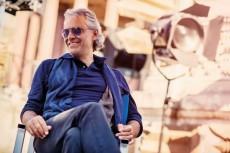 Andrea Bocelli zapowaida nowy album