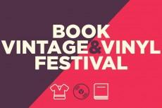 Już w ten weekend Book, Vintage & Vinyl Fest!