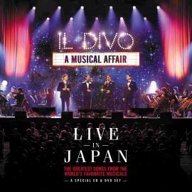 A musical Affair. Live in Japan