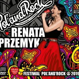 Live Pol'And'Rock 2019. Renata Przemyk