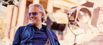 Andrea Bocelli w Warszawie - prezentujemy spot koncertowy