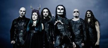 Cradle Of Filth i Moonspell w Polsce: Dokładny plan koncertów