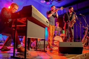 Nasza fotorelacja: Papanosh (FR) podczas katowickiego JazzArt Festival 2017