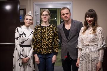 Nasza fotorelacja: Daria Zawiałow i goście na koncercie w radiowej Trójce!