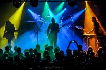 Nasza fotorelacja: Riverside w katowickim MegaClubie