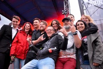 Zdjęcia publiczności: Tak się bawiliście podczas festiwalu Jarocin 2018!