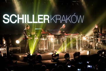 Nasza fotorelacja: Schiller w Krakowie!