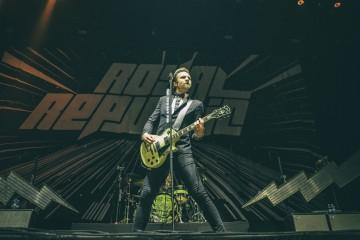 Nasza fotorelacja: Royal Republic na Impact Festiwal 2017