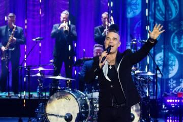 Robbie Williams wystąpił w Toruniu!