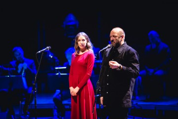 Łzy wzruszenia na koncertach kolęd Preisnera