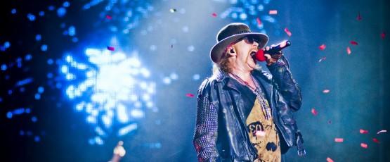 Guns N' Roses ponownie w Polsce!