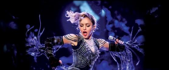 Ekskluzywny wywiad z Madonną na antenie MTV
