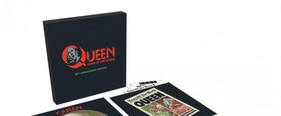 Specjalne wydanie płyty zespołu Queen
