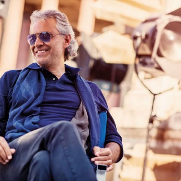 Andrea Bocelli: Jestem dumny z każdego powrotu do Polski