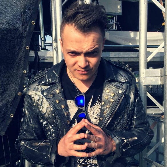 """Krzysiek Sokołowski (Nocny Kochanek): """"Zdajemy sobie sprawę, że nasze piosenki nie wszystkim muszą się podobać"""""""
