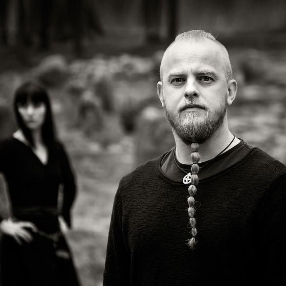 """Einar Selvik (Wardruna): """"Mam nadzieję, że poprzez Wardrunę uda mi się pokazać ludziom wiele pięknych rzeczy z przeszłości"""""""