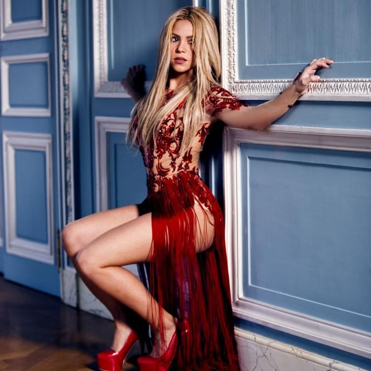 Shakira ujawnia nowy utwór, okładkę i tracklistę nowej płyty