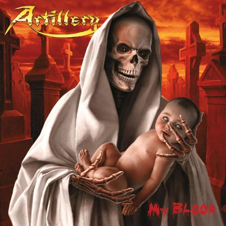Artillery - posłuchaj nagrań z nowej płyty!