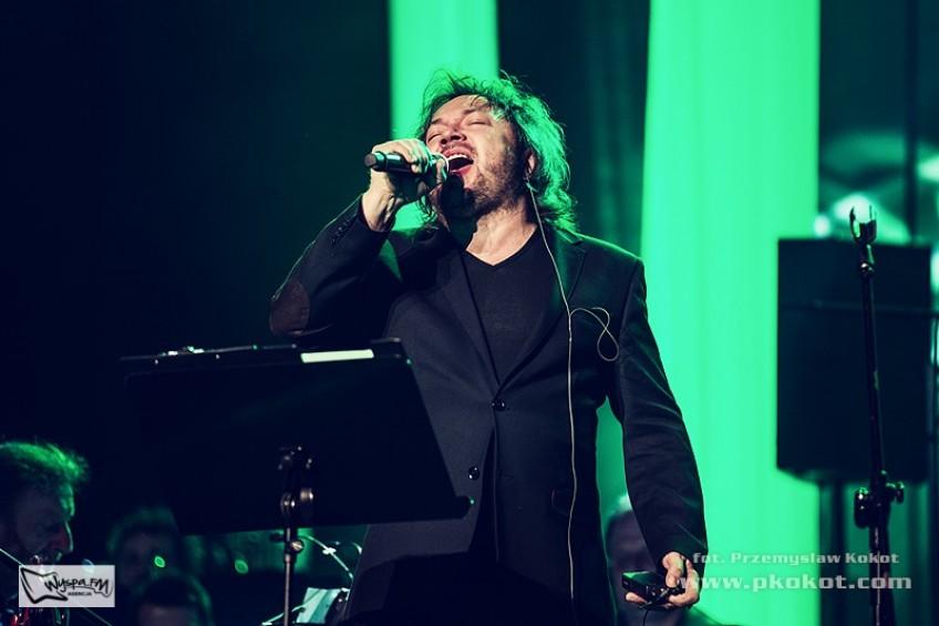 Mietek Szcześniak na niezwykłym koncercie w warszawskiej Romie
