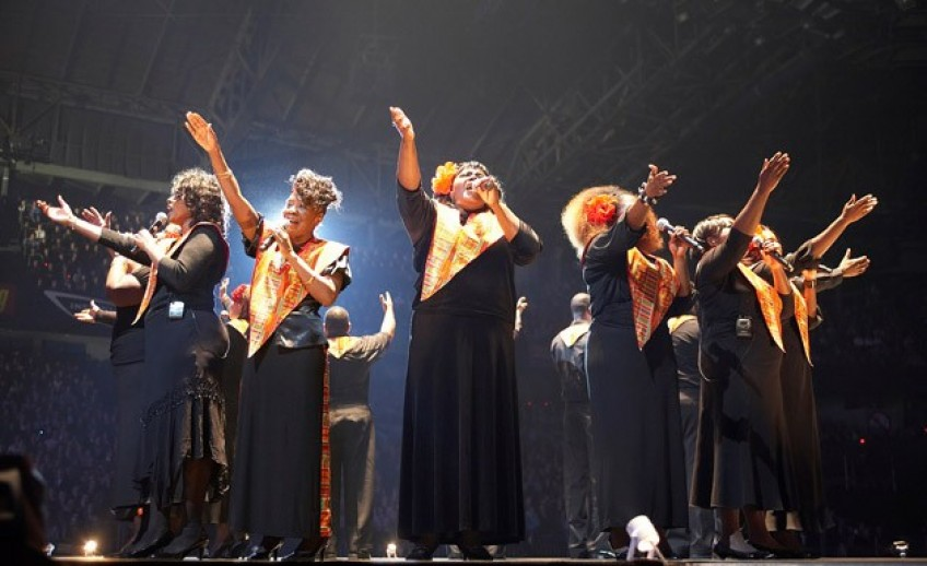 Trasa Harlem Gospel Choir na cześć Prince'a!