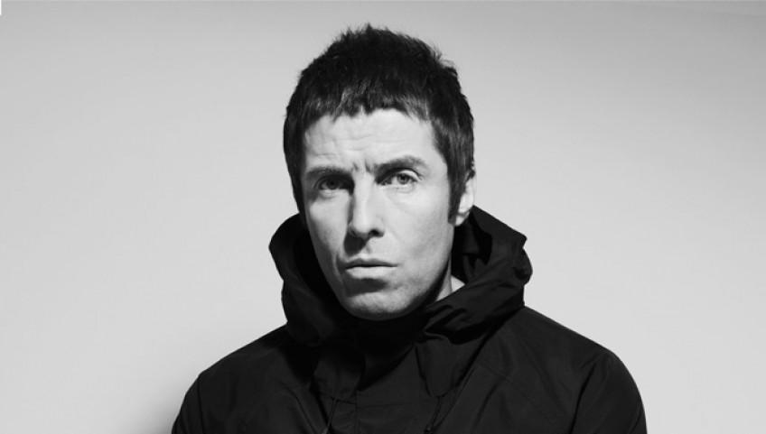 """Liam Gallagher przedstawia nowy singiel """"Shockwave"""" z nadchodzącego albumu """"Why Me? Why Not."""""""