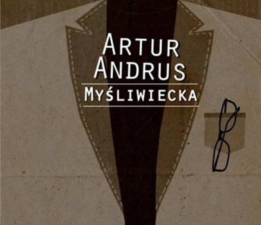 Artur Andrus ponownie na szczycie