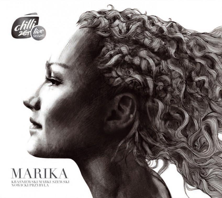 Akustyczna płyta Mariki już w przedsprzedaży