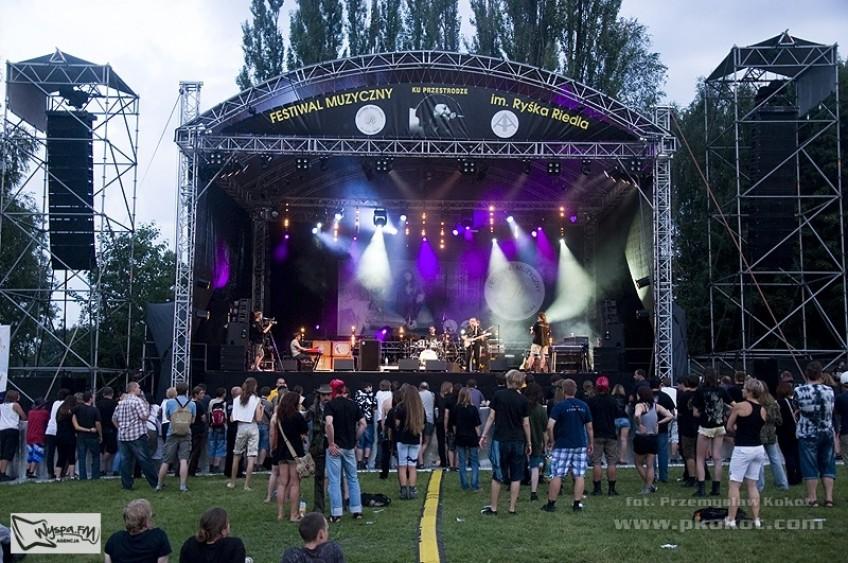 Festiwal Ryśka Riedla, Chorzów 28/07/2012 Dzień 1